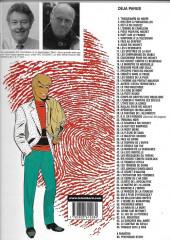 Verso de Ric Hochet -57b2002- L'heure du kidnapping