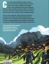 Verso de Cent mille ans - Bure ou le scandale enfoui des déchets nucléaires
