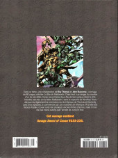 Verso de Savage Sword of Conan (The) (puis The Legend of Conan) - La Collection (Hachette) -75- La fille de raktavashi