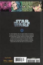 Verso de Star Wars - Légendes - La Collection (Hachette) -124- Star Wars Classic - #47 à #51