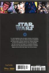 Verso de Star Wars - Légendes - La Collection (Hachette) -125- Star Wars Classic - #52 à #57