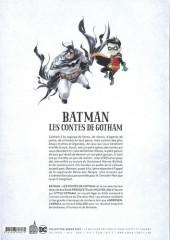 Verso de Batman : Les Contes de Gotham