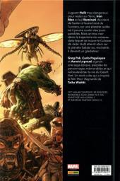 Verso de Planète Hulk - Tome INTa2020