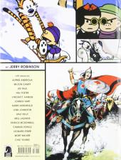 Verso de The Comics (Dark Horse - 2011) - The Comics: An Illustrated History of Comic Strip Art