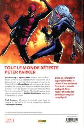 Verso de Amazing Spider-Man (100% Marvel) -2- Amis et ennemis
