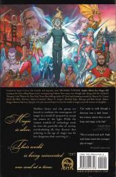 Verso de Michael Turner's Soulfire (Aspen comics - 2004) -INT02- Dragon fall