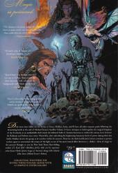 Verso de Michael Turner's Soulfire (Aspen comics - 2004) -INT03- Seeds of chaos