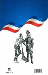 Verso de (AUT) Funcken - Grenadiers à pied de la garde impériale