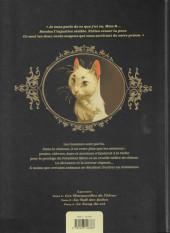 Verso de Le château des Animaux -1a2019- Miss Bengalore