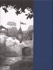 Verso de Le château des Animaux -2TT- Les Marguerites de l'hiver