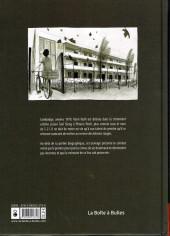 Verso de Vann Nath - Le Peintre des Khmers Rouges