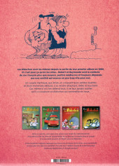 Verso de Les bidochon -INT03- L'Intégrale volume 3