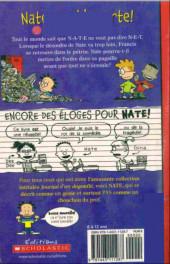 Verso de Nate -5- Nate perd la carte