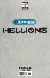 Verso de Hellions (2020) -5C-   X of Swords Chapter 6