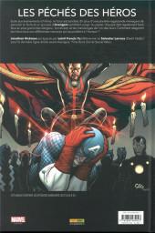 Verso de Avengers (Marvel Now!) -INT03- Planète Vagabonde
