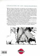 Verso de El Sueñero