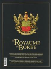 Verso de Le royaume de Borée - La Saga des Pikkendorff -INT- Edition Intégrale