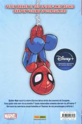 Verso de Marvel Super Hero adventures - Spider-man