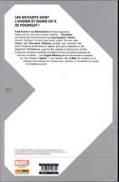 Verso de Dawn of X -4- Volume 04