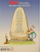 Verso de Astérix (Hors Série) -A- Détours en Gaule