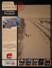 Verso de Rendez-vous avec X -4- Auschwitz 1940 - l'affaire pilecki