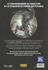 Verso de Star Wars - Histoires galactiques -3- Han Solo & Boba Fett