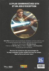 Verso de Star Wars - Histoires galactiques -4- Dark Maul & Obi-Wan Kenobi