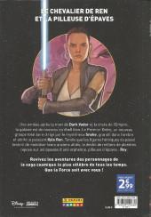 Verso de Star Wars - Histoires galactiques -5- Kylo Ren & Rey