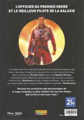 Verso de Star Wars - Histoires galactiques -6- Capitaine Phasma & Poe Dameron