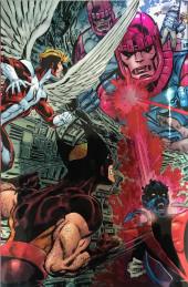 Verso de Marvel Collectible Classics X-Men (Marvel comics - 1998) -2- Days of future past