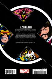 Verso de X-Men - La Collection Mutante -205- Le Phénix noir