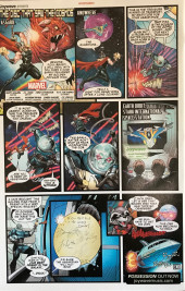 Verso de Marvel Graphic Novel (Marvel comics - 1982) -1- X-Men: God Loves, Man Kills extended cut 1/2