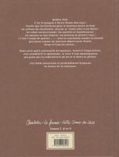 Verso de Magasin général -INT03- Livre 3