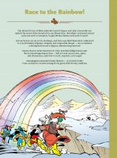 Verso de Disney Masters (Fantagraphics Books) -9- Mickey Mouse - The Ice Sword Saga - Book 1