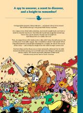 Verso de Disney Masters (Fantagraphics Books) -10- Donald Duck - Scandal on the Epoch Express