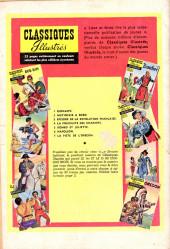 Verso de Classiques illustrés (1re Série) -7- Sur la piste de l'Orégon