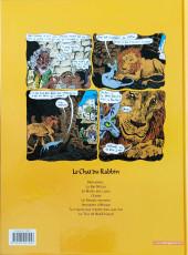 Verso de Le chat du Rabbin -4a2017- Le paradis terrestre