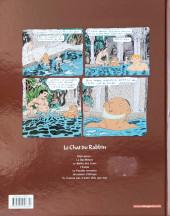 Verso de Le chat du Rabbin -5a2015- Jérusalem d'Afrique