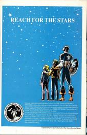 Verso de Web of Spider-Man Vol. 1 (Marvel Comics - 1985) -4- Arms and the Man!