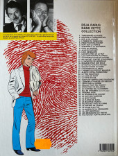Verso de Ric Hochet -22c1987- Alerte! Extra-Terrestres!