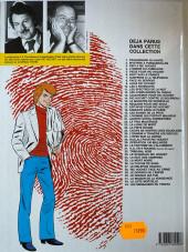 Verso de Ric Hochet -20b1987- L'homme qui portait malheur