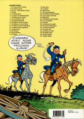 Verso de Les tuniques Bleues -31a1993- Drummer Boy
