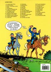 Verso de Les tuniques Bleues -26a1998- L'or du Québec