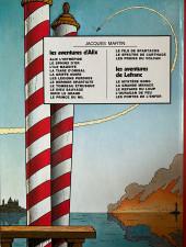 Verso de Lefranc -1d1978- La Grande Menace