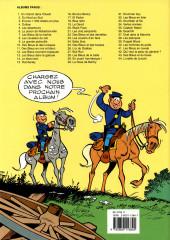 Verso de Les tuniques Bleues -25a2001- Des bleus et des bosses