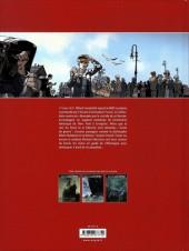 Verso de S.O.S Lusitania - Tome INT
