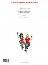Verso de Fripounet et Marisette (Les nouvelles aventures de) -4- La nuit du sanglier