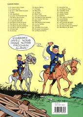 Verso de Les tuniques Bleues -1d2001- Un chariot dans l'Ouest