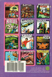 Verso de Super Action -4- Hulk : la menace rampante