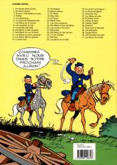 Verso de Les tuniques Bleues -12b1998- Les bleus tournent cosaques